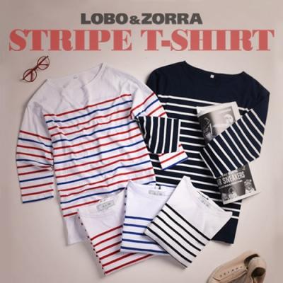 스트라이프 티셔츠
